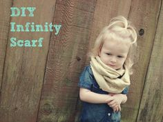 lovely little day: DIY infinity scarf