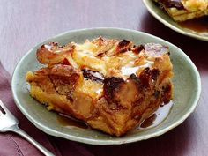 Get Orange-Chocolate Bread Pudding Recipe from Food Network