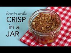Crisp in a Jar