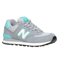 New Balance 574 at Little Burgundy Shoes.