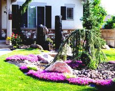 Front Yard Landscape Designs For Ranch Homes In Landscaping Ideas For Front Yard Ranch House