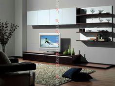 Wohnzimmer konfigurator ~ Modernes wohnzimmer gestalten wohnzimmer einrichten wandpaneele tv