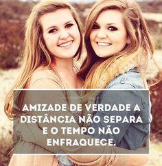 Frases de Amizade Verdadeira. Confira aqui no Mensagens & Amizade as melhores Frases de Amizade Verdadeira da internet.