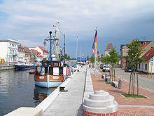 Ueckermünde – Wikipedia