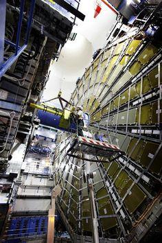 CERN ATLAS Muon Chambers