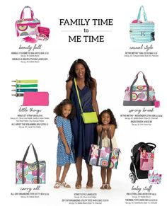 Thirty-One has what you need for some Family Time or just some Me Time! #familytime #metime