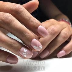 Discover new and inspirational nail art for your short nail designs. Gelish Nails, Nude Nails, Matte Nails, Diy Nails, Acrylic Nails, Short Nail Designs, Nail Art Designs, Gel Nail Art, Nail Polish