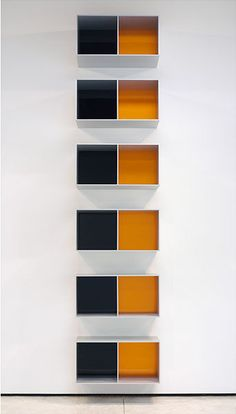 Untitled, by Donald Judd 1988