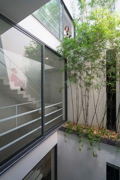 Galería de Una Casa en los Árboles / Nguyen Khac Phuoc Architects - 7