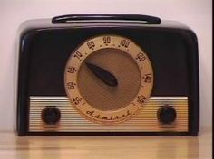 radio for listening to programs