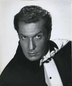 Young Vincent Price by MorellaPrice on DeviantArt
