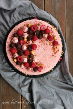 Chocolate, Raspberry and Hazelnut Layer Cake | Butter Baking