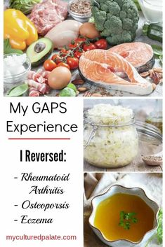 My GAPS Diet Experience has been life changing. The GAPS Diet focuses on reversing leaky gut and issues like autoimmune, behavior and mental health struggles. #myculturedpalate #leakygut #GAPS #guthealth