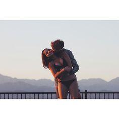 Isabela Moner with Jace Norman