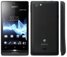 Sony Xperia Miro - un nuovo smartphone elegante e facile da utilizzare Best Mobile Phone, New Mobile, Sony Xperia, Mobile Price, Boost Mobile, Android Smartphone, Tv Videos, Ebay, Prezzo