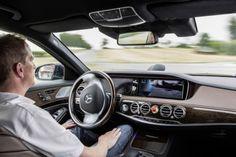 Tecnologia - Veículos auto-conduzidos. O futuro está aqui.