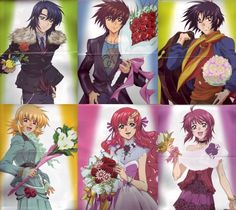 athrun and cagalli Disney Pictures, Disney Pics, Typical Girl, Gundam Seed, Saeran, 35th Anniversary, Mobile Suit, Girls Life, Anime Love