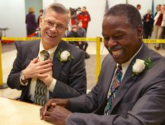 Same-Sex Marriage Licenses Issued in Washington For the First Time