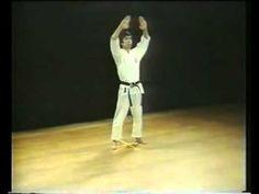 Kanku Dai kata - Brown III for Pre-black