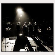 Coldplay encerra sua apresentação na edição de 2006 do Festival de Glastonbury