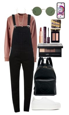 """""""Untitled #832"""" by imadeintheuk ❤ liked on Polyvore featuring Acne Studios, rag & bone, The Row, Kenzo, Anya Hindmarch, NARS Cosmetics, tarte, Yves Saint Laurent, Benefit and ZoÃ« Chicco"""