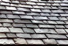 slate roof - pricey, but lovely and extremely durable