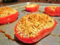 Around the Table: Loving Food in RI & Beyond : Recipe Swap: Giada's Roasted Stuffed Tomatoes
