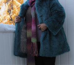 Vaateviidakko: Mitä yhteistä on tuolilla ja takilla? Diy Clothes, Fur Coat, Coats, Jackets, Fashion, Diy Clothing, Down Jackets, Moda, Wraps