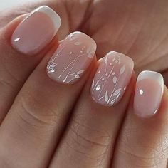 31 Gorgeous Light Nude Nails Design for This Season - Nail Idea 18 ❣️𝓖𝓸𝓻𝓰𝓮𝓸𝓾𝓼 𝓝𝓾𝓭𝓮 𝓛𝓲𝓰𝓱𝓽 𝓝𝓪𝓲𝓵𝓼 💖 💖 💖 💖 💖 💖 💖 💖 💖 💖 Everythings about Nude Light Nails ! French Manicure Designs, Nail Art Designs, Nails Design, Popular Nail Art, Bridal Nail Art, Light Nails, Super Nails, French Nails, Wedding Nails
