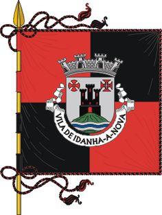 Bandeira de Idanha-a-Nova
