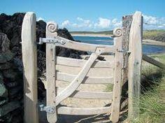 Image result for cleft oak gates