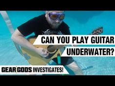 Lässt sich eine Gitarre unter Wasser spielen? [YouTube Pick des Tages] - http://www.delamar.de/fun/gitarre-unter-wasser-35210/?utm_source=Pinterest&utm_medium=post-id%2B35210&utm_campaign=autopost