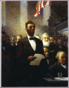 NC Wyeth  Lincoln