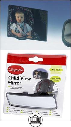 Clippasafe - Espejo retrovisor  ✿ Seguridad para tu bebé - (Protege a tus hijos) ✿ ▬► Ver oferta: http://comprar.io/goto/B000G1TDMO