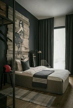 apartment bedroom ideas for men. This Is What The Ultimate Masculine Bachelor Pad Looks Like  Airows 30 Best Bedroom Ideas For Men Budgeting Bedrooms And Room Mates