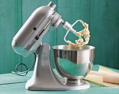 Cookies, cakes, breads: KitchenAid Artisan Stand Mixer