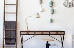Poppytalk: Dispatch from Vancouver Office Workspace, Home Office, Vancouver Map, Support Local Business, Inspirational Wall Art, Household Items, Beautiful Homes, Sweet Home, Wall Decor