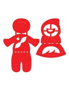 Moldes Duráveis Andoche Chápeuzinho Vermelho - Coleção Labores de Fabí  https://alecria.com.br/moldes/moldes-duraveis-andoche-chapeuzinho-vermelho-colec-o-labores-de-fabi
