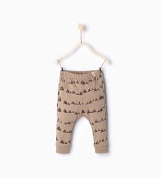 Mountain leggings-Special Prices-Baby boy-Baby | 3 months - 3 years-KIDS | ZARA United States