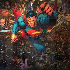 Superman Shows Courage - DeVon