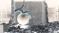 Miley Cyrus - Wrecking Ball G-Major. The stuff of nightmares. Does this remind anybody of Hackers?