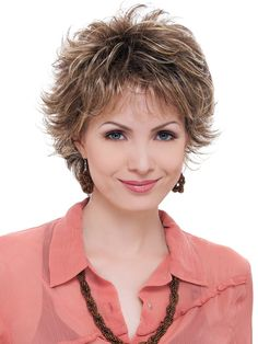 Similar Design: Layered Pixie Wigs For Women Over 50