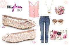 ¿Buscas el #outfit perfecto de #primavera?  ¿Qué te parece este? Ayúdanos a elegir una balerina
