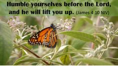 He Will Lift You Up - http://blog.peacebewithu.com/he-will-lift-you-up/