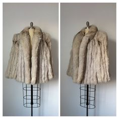 https://www.etsy.com/listing/209140208/arctic-fox-fur-coat-vintage-silver-fox @navyhoop