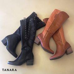 Depois dessa notícia o seu dia não será mais o mesmo: essas duas botas maravilhosas estão esperando você em http://ift.tt/1SLG2kZ! Vai ficar só observando?