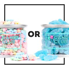 Fruit Pacifiers or Big Foot Sour Blues?! If you were stranded on a deserted island and could choose only one? #thisORthat