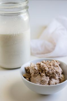 what to do with almond pulp