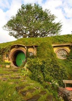 tagged cae mabon hobbit house wales houses hobbiton real life fancy farm amp potting sheds pinterest