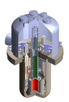 Terrapower is pushing ahead with a reactor design that uses a nearly inexhaustible fuel source. By Kevin Bullis on July 27, 2011 / Will this be better than a thorium or fusion reactor would be?